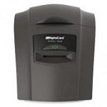 Low-volume AlphaCard PRO 100 ID card printer