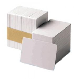 Zebra Blank PVC ID Cards