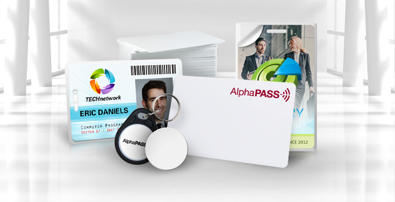 Affordable AlphaPass Proximity Cards