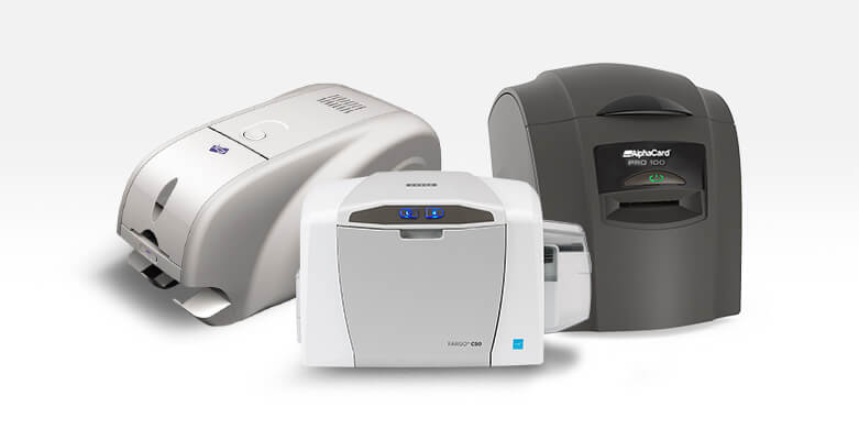 Shop ID Card Printers at ID Card Group