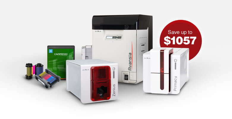Save Over $1000 on Specialty Evolis Printer Bundles