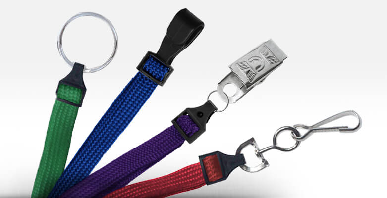 Shop All ID Lanyards at ID Card Group
