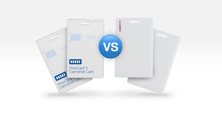 Generic AlphaPass proximity cards