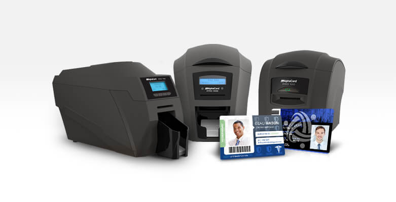 Shop AlphaCard PRO Series Printers at ID Card Group