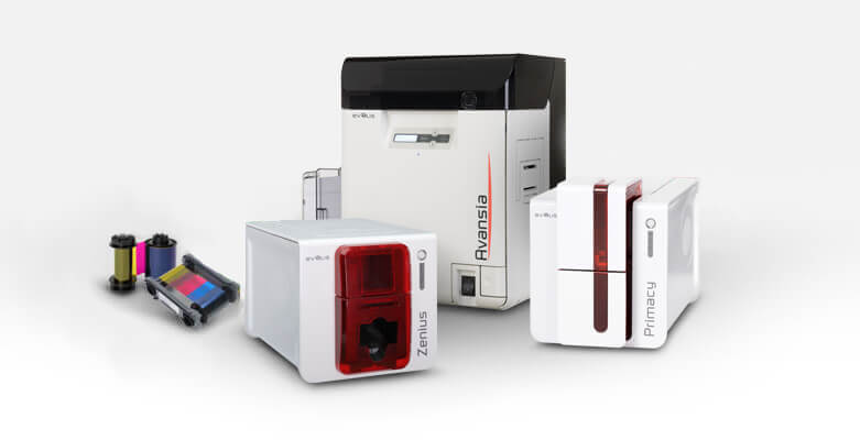 Everything You Need for Printing with Evolis ID Card Printers