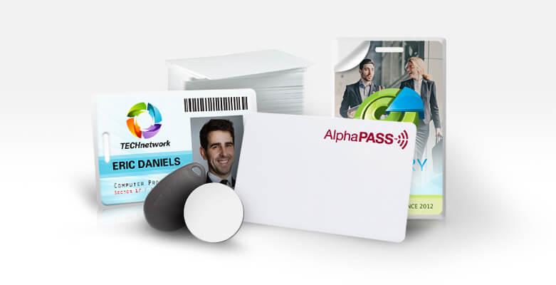 Affordable AlphaPass Proximity Cards