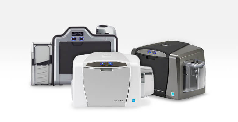 Fargo ID Card Printers from ID Card Group