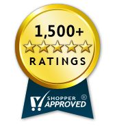 IDCardGroup.com Earns 1500 customer reviews milestone award from Shopper Approved
