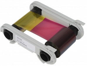 Evolis R5F002AAA – YMCKO color printer ribbon at IDCardGroup.com prices