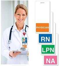 Medical Staff ID Accessories: Badge Buddies, Lanyards + More