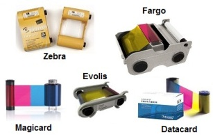 ID card printer ribbons - huge selection, low prices