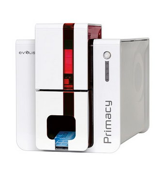 Updated Primacy ID Card Printer from Evolis