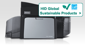 FargoDTC4000 & 4500 ID Printers are now Green with new Energy Star rating