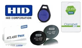 HID IClass Contactless Credentials