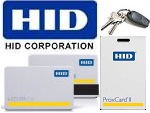 HID Prox cards & credentials