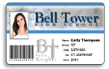 Student identification card