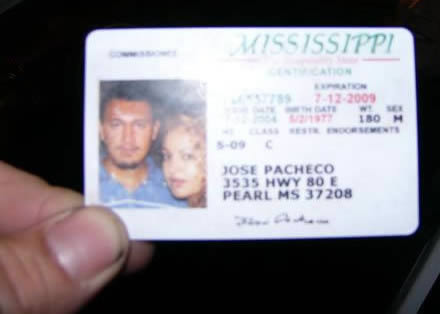 how to tell if your fake id scans