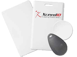 XceedID proximity cards at IDCardGroup.com