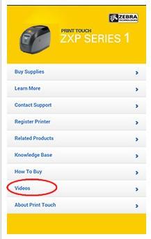 Review: ZXP Series 1 Card Printer by Zebra