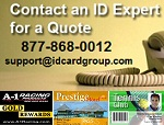 Order Custom Printed Plastic Cards