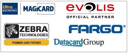 We service all major card printer brands