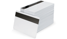 Magnetic Stripe PVC Cards-HiCo