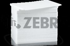 Zebra PVC Cards