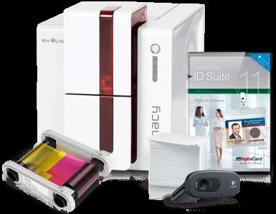 Evolis Card Printer Systems