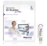 AlphaCard ID Builder for Mac Software