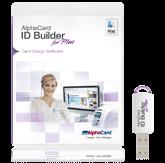 AlphaCard ID Builder for Mac Software