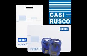 Casi-Rusco Proximity Cards