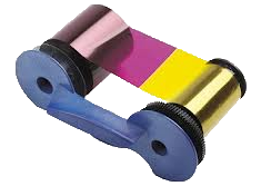 Datacard Color Ribbons