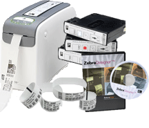 Zebra Wristband Printers & Supplies