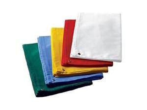 Colored Cloth Photo ID Backdrops