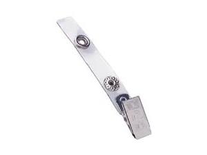 Vinyl Strap Clip w/Steel U-Clip 2105-3200-500 pack