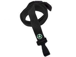 5/8 Recycled Plastic Lanyard-100 pack