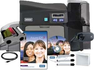 DTC4250e Printer System-Single or Dual Sided