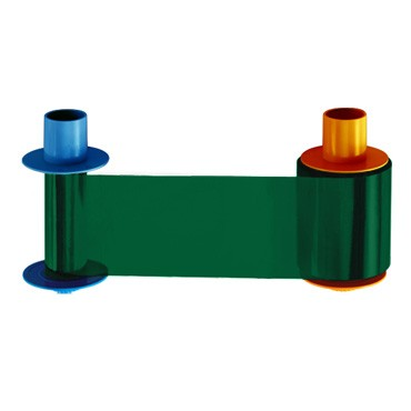Fargo 45204 Printer Ribbon Green