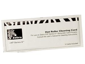 Zebra 105999-805 Transfer Roller Cleaning Cards