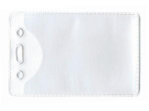Vertical Anti-Static Hanging Badge Holder-100 pack
