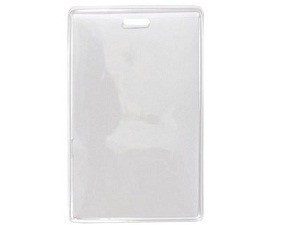 Anti-Print Transfer Prox Card Holder-Pack of 100