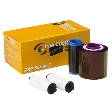 Zebra IX Series YMCKOK Ribbon - 750 Prints - ZXP 7 Dual Sided