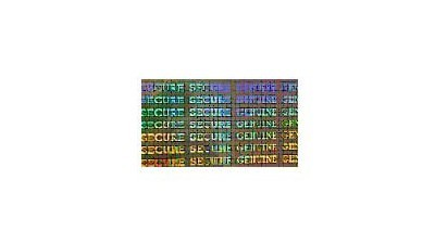 800015-035 - Secure Hologram Overlay-500 pack