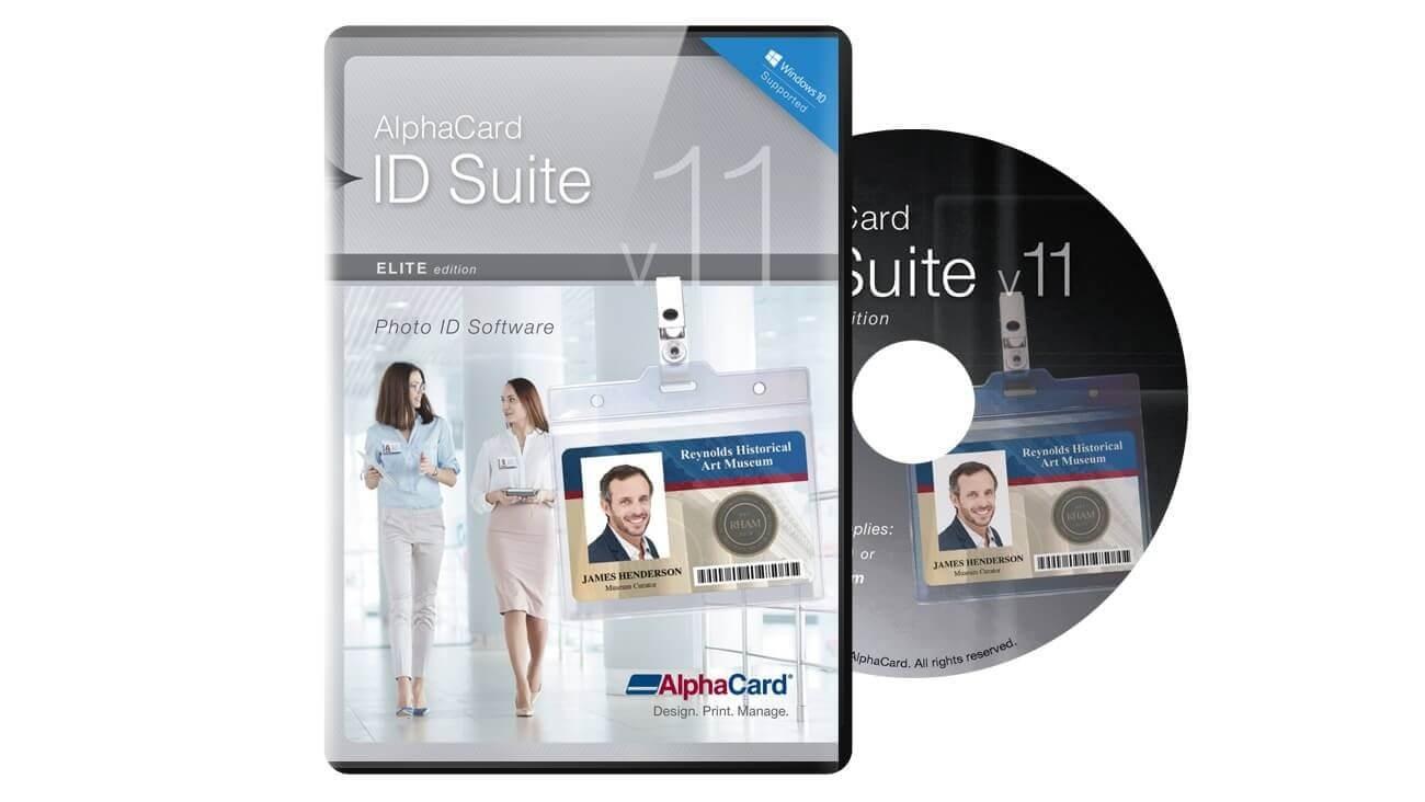 AlphaCard ID Suite Elite