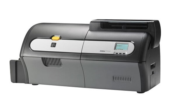 Zebra ZXP Series 7 ID Card Printer - Single Sided