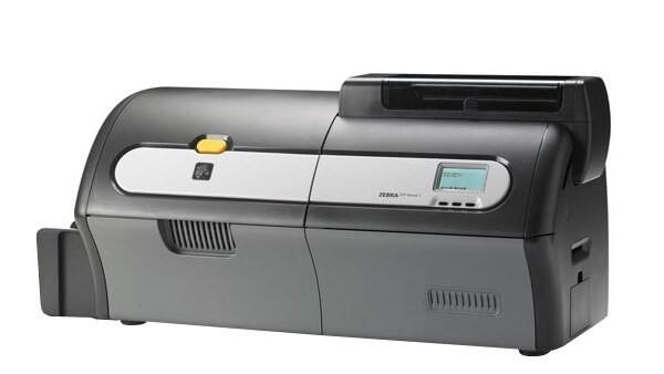 Zebra ZXP Series 7 ID Card Printer - Dual Sided