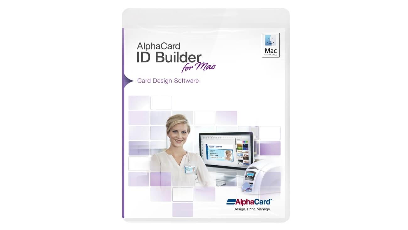 AlphaCard ID Builder for Mac Basic