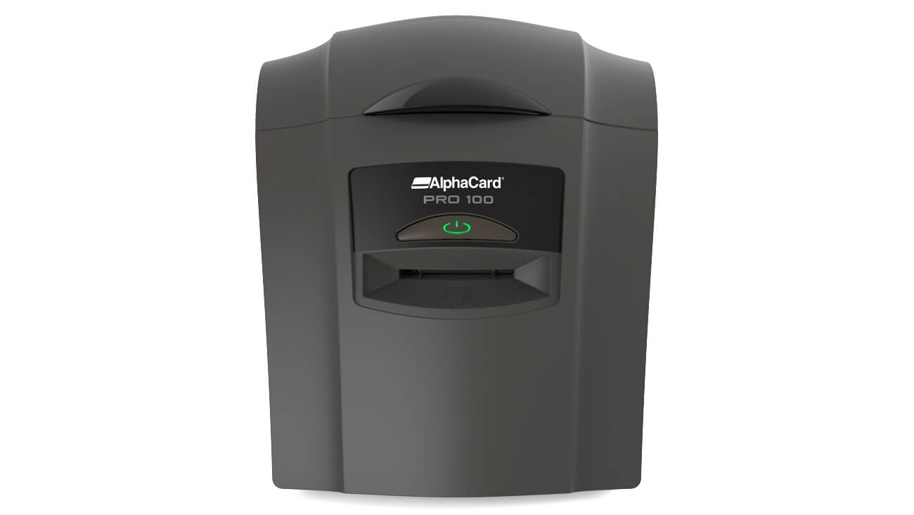 AlphaCard PRO 100 ID Card Printer