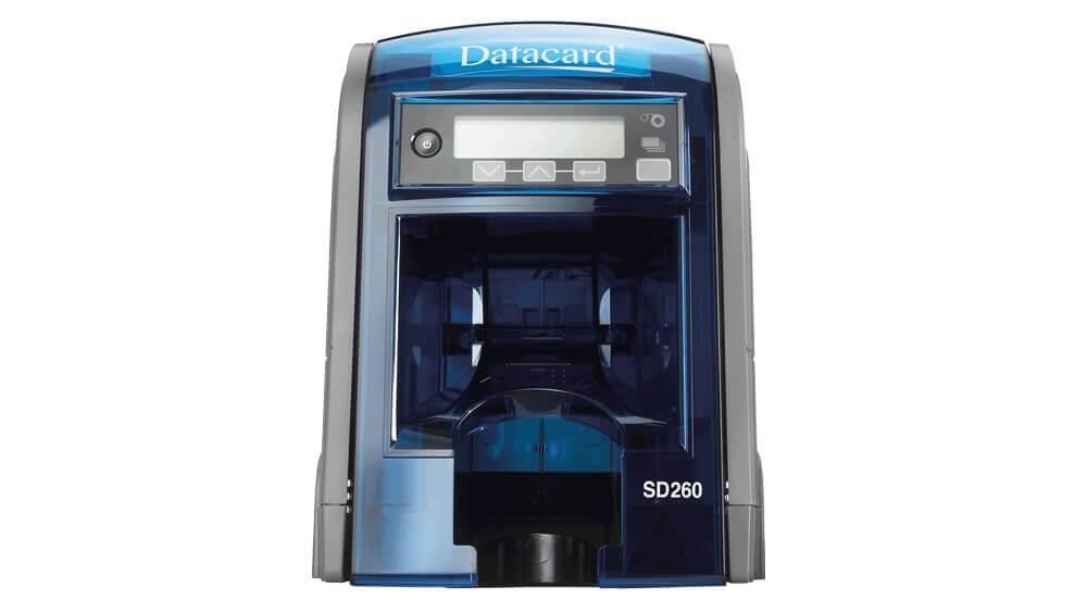 Datacard SD260 ID Card Printer