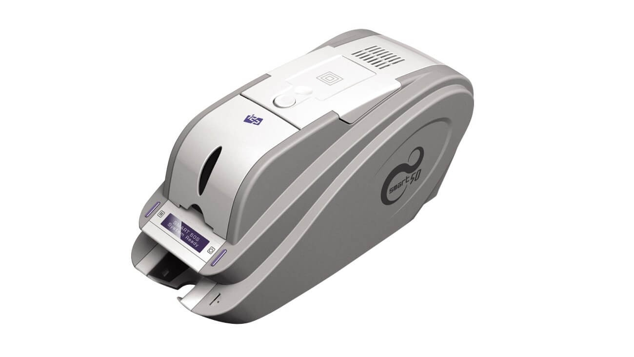 IDP Smart 50 Printer – Single or Dual-Side